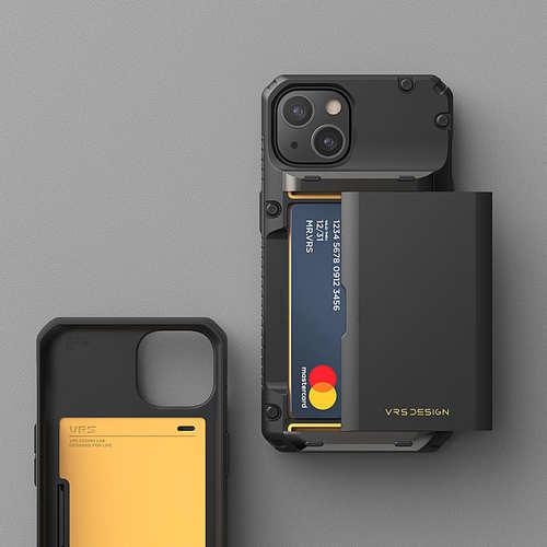 VRS Design|Damda G-Pro - iPhone 13 手機殼 - 正黑
