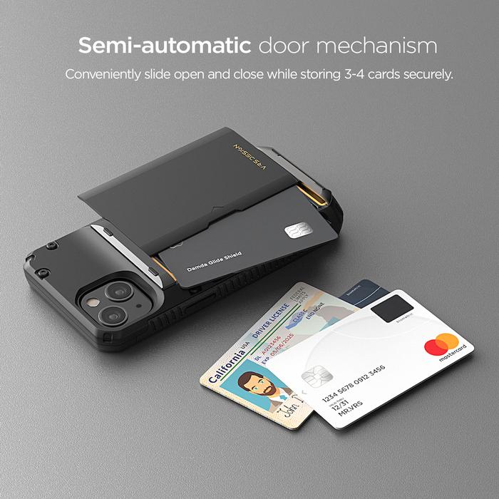 VRS Design | Damda G-Pro - iPhone 13 手機殼 - 礫石