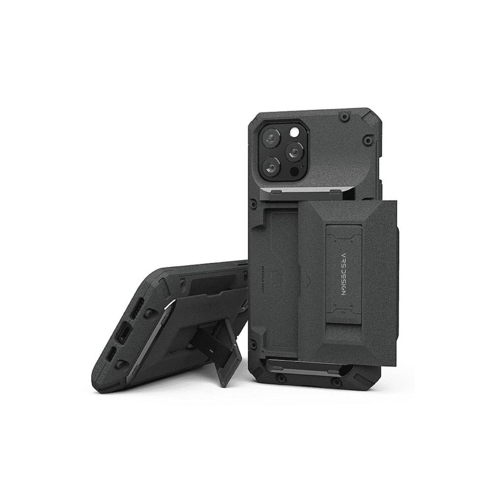 VRS Design|Damda G-Hybrid - iPhone 12 手機殼 - 礫石