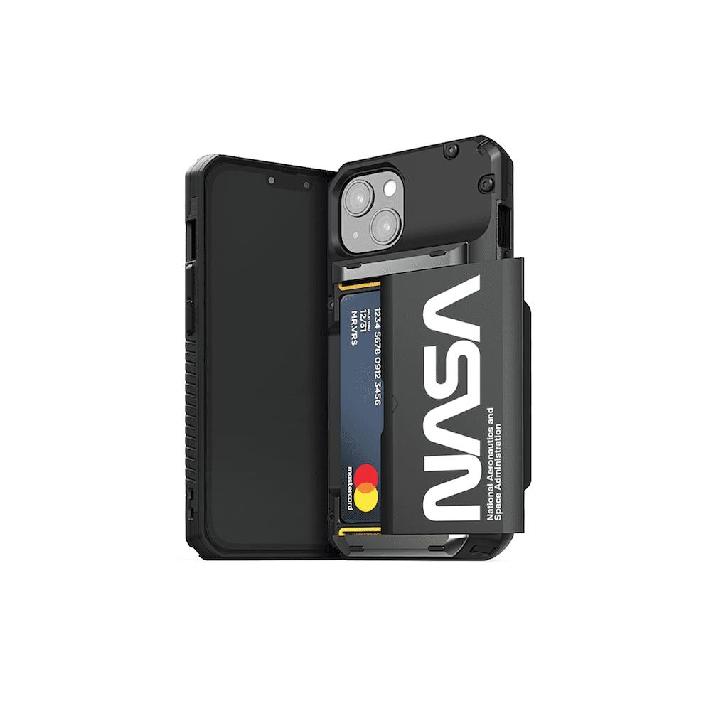 VRS Design|Damda G-Pro - iPhone 13 手機殼 - NASA 聯名黑