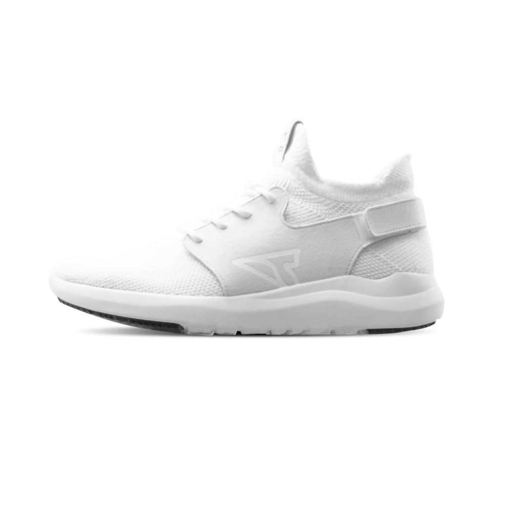 V-TEX 地表最強耐水鞋 HELLO款-白色