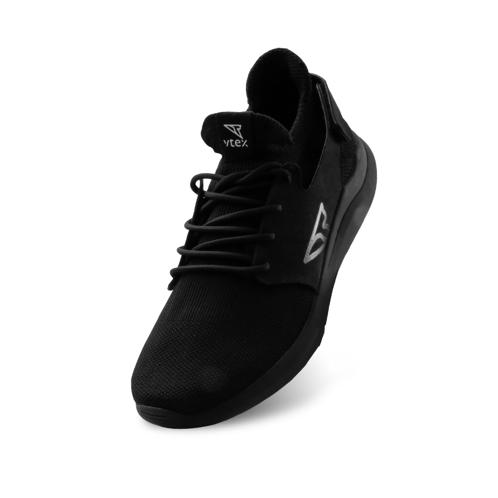 V-TEX|地表最強耐水鞋 HELLO款-黑色