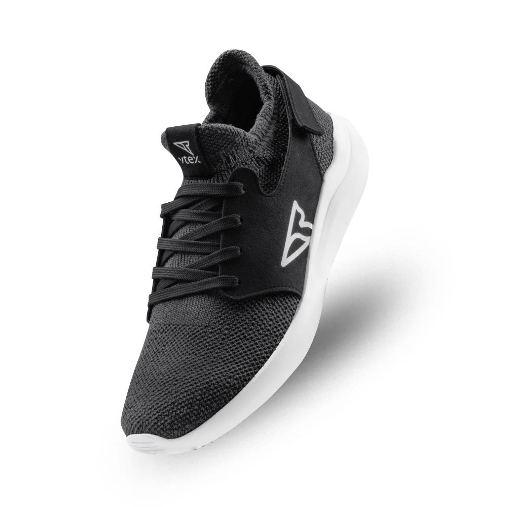 V-TEX|地表最強耐水鞋 - HELLO款 - 灰色白底