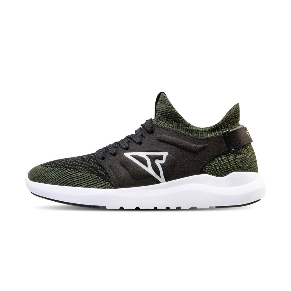 V-TEX|地表最強耐水鞋 - WEAVE款 - 墨綠色