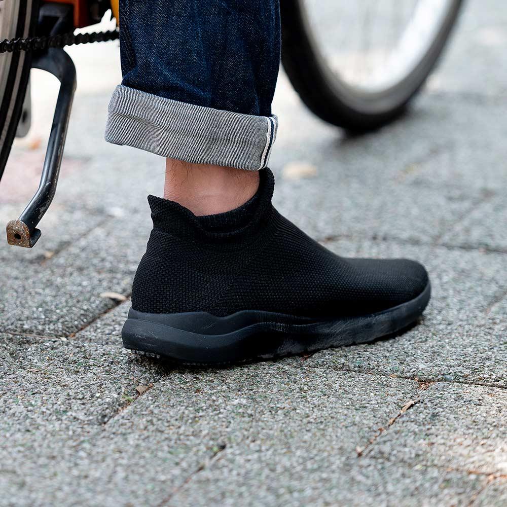 V-TEX 地表最強耐水鞋 HI款-黑色