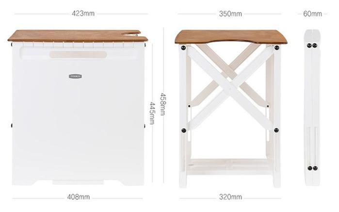 Changsin|多用途露營摺疊邊桌