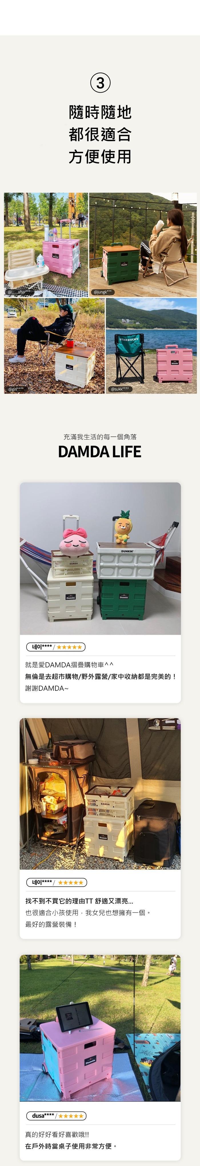(複製)Changsin|多用途露營摺疊邊桌(兩色任選)