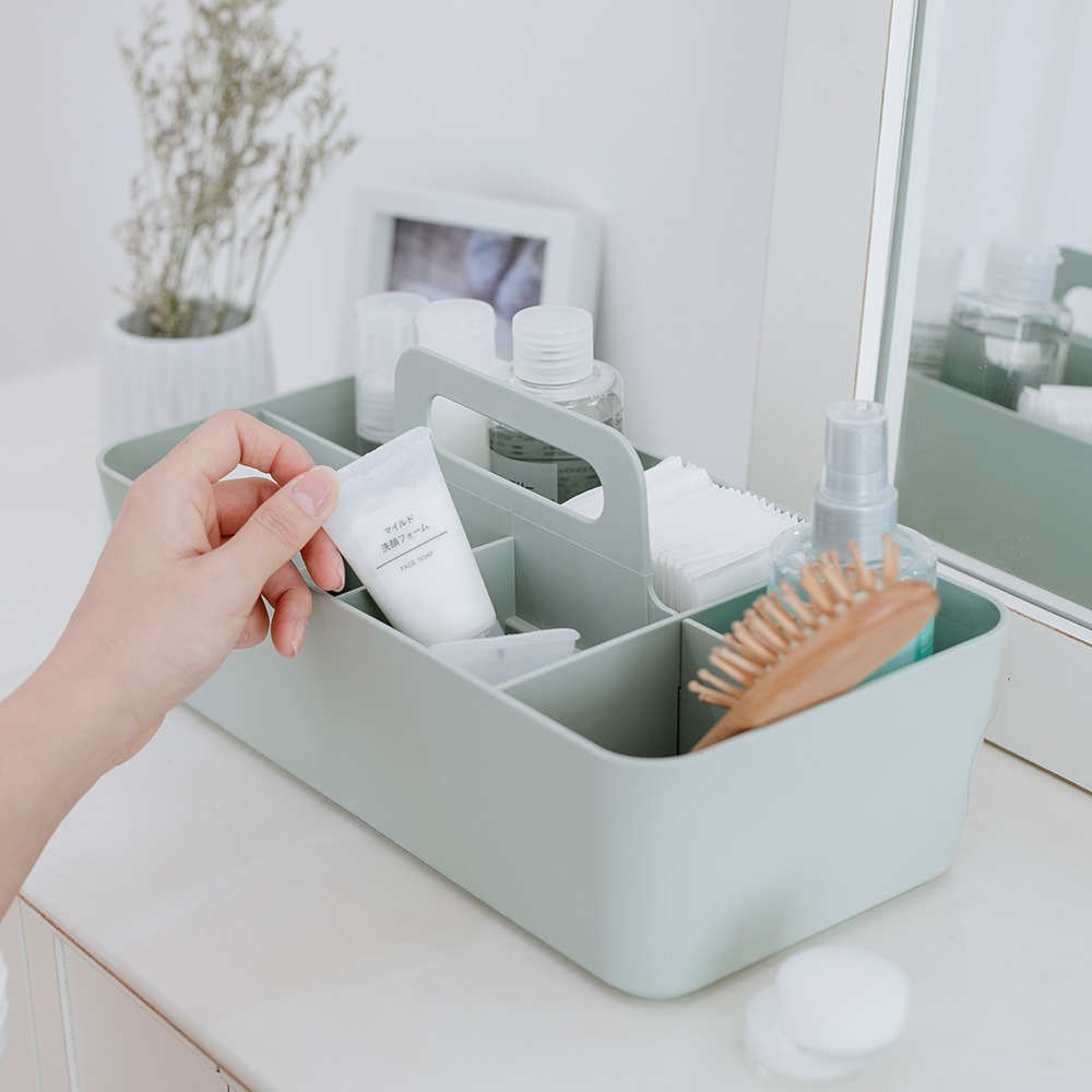 Changsin FRANCO居家小物置物盒(兩色任選)