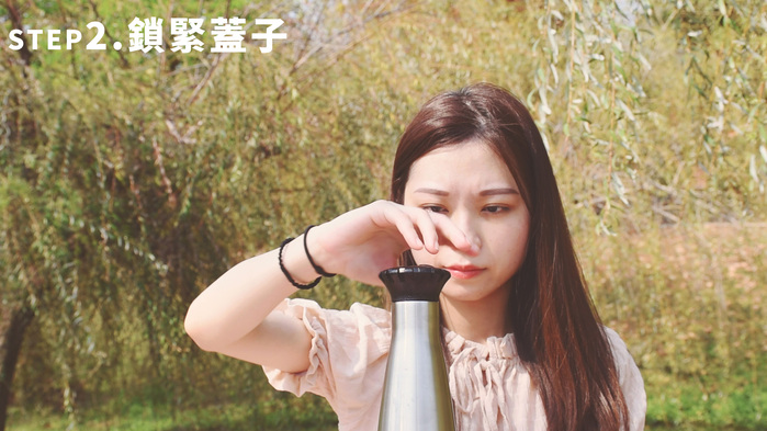 【集購】mastrad 輕鬆打氣|隨享天然氣泡水機
