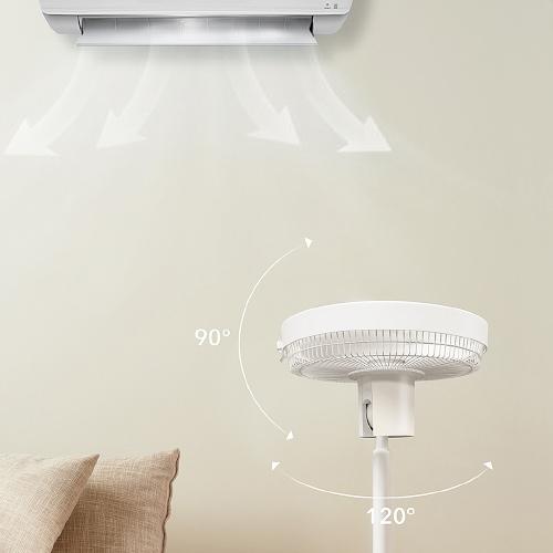 Ecomo 超廣角自然風收納美型扇