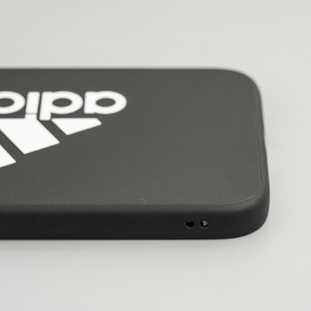 Adidas|iPhone 12 mini Sport 經典標誌 手機殼(黑色)