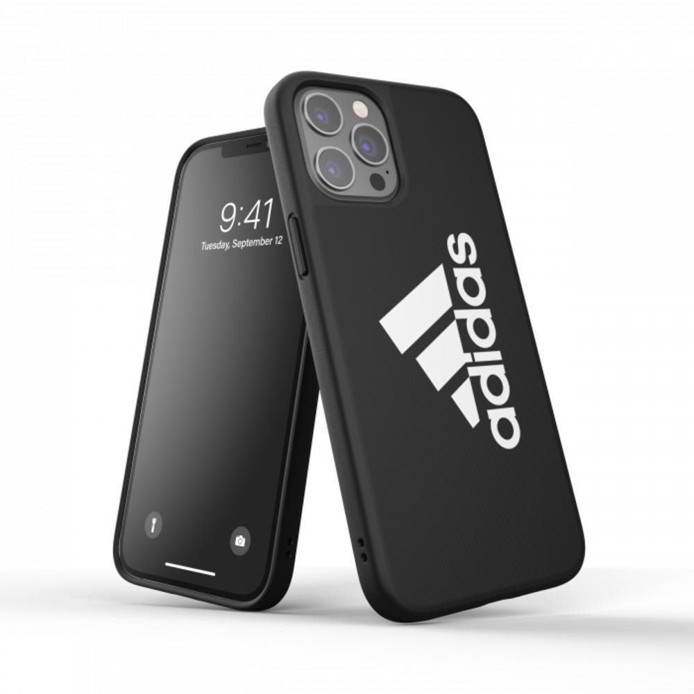 Adidas|iPhone 12 Pro Max Sport 經典標誌 手機殼(黑色)