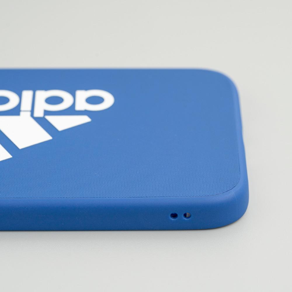Adidas|iPhone 12 Pro Max Sport 經典標誌 手機殼(藍色)