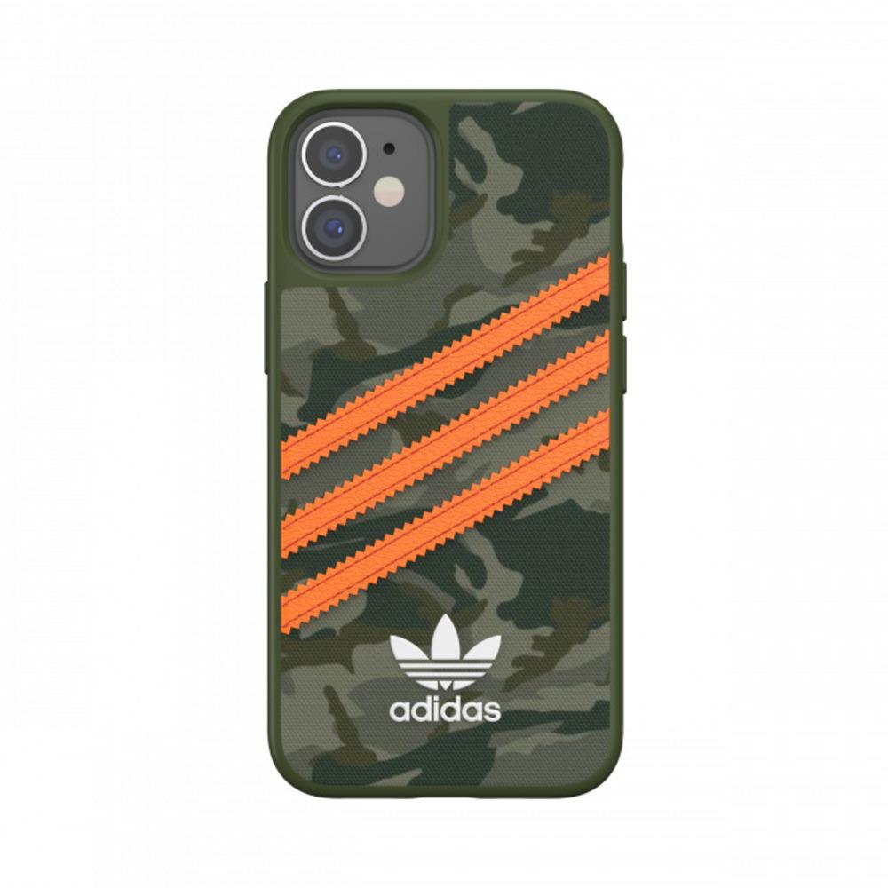 Adidas|iPhone 12 mini Originals 經典三線 手機殼(迷彩)
