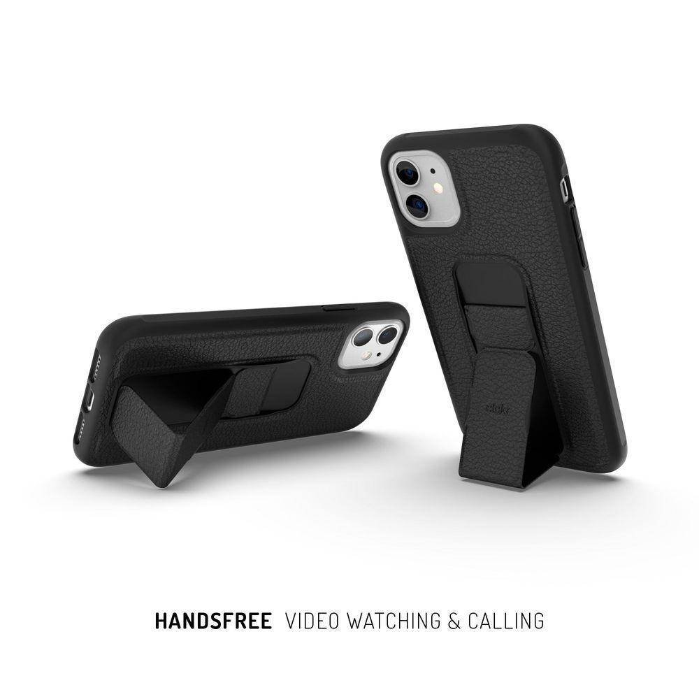 CLCKR|iPhone 11 全黑支架手機殼