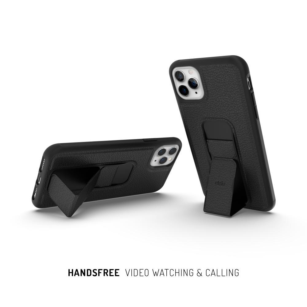 CLCKR|iPhone 11 Pro Max 全黑支架手機殼