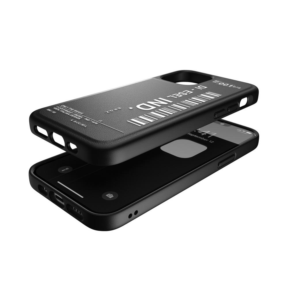 Diesel|iPhone 12/12 Pro 手機殼 條碼