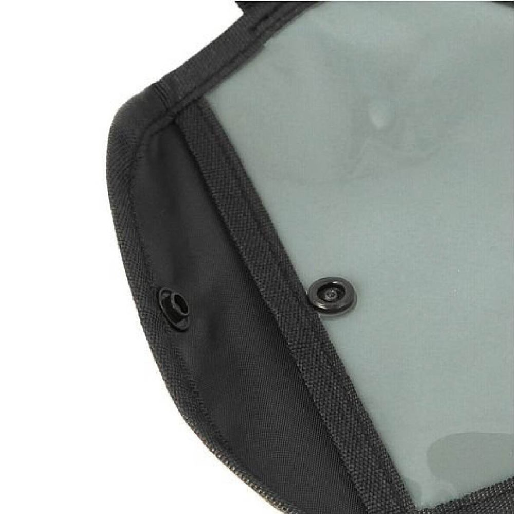 MASSTOCK 口罩收納袋(海軍藍)