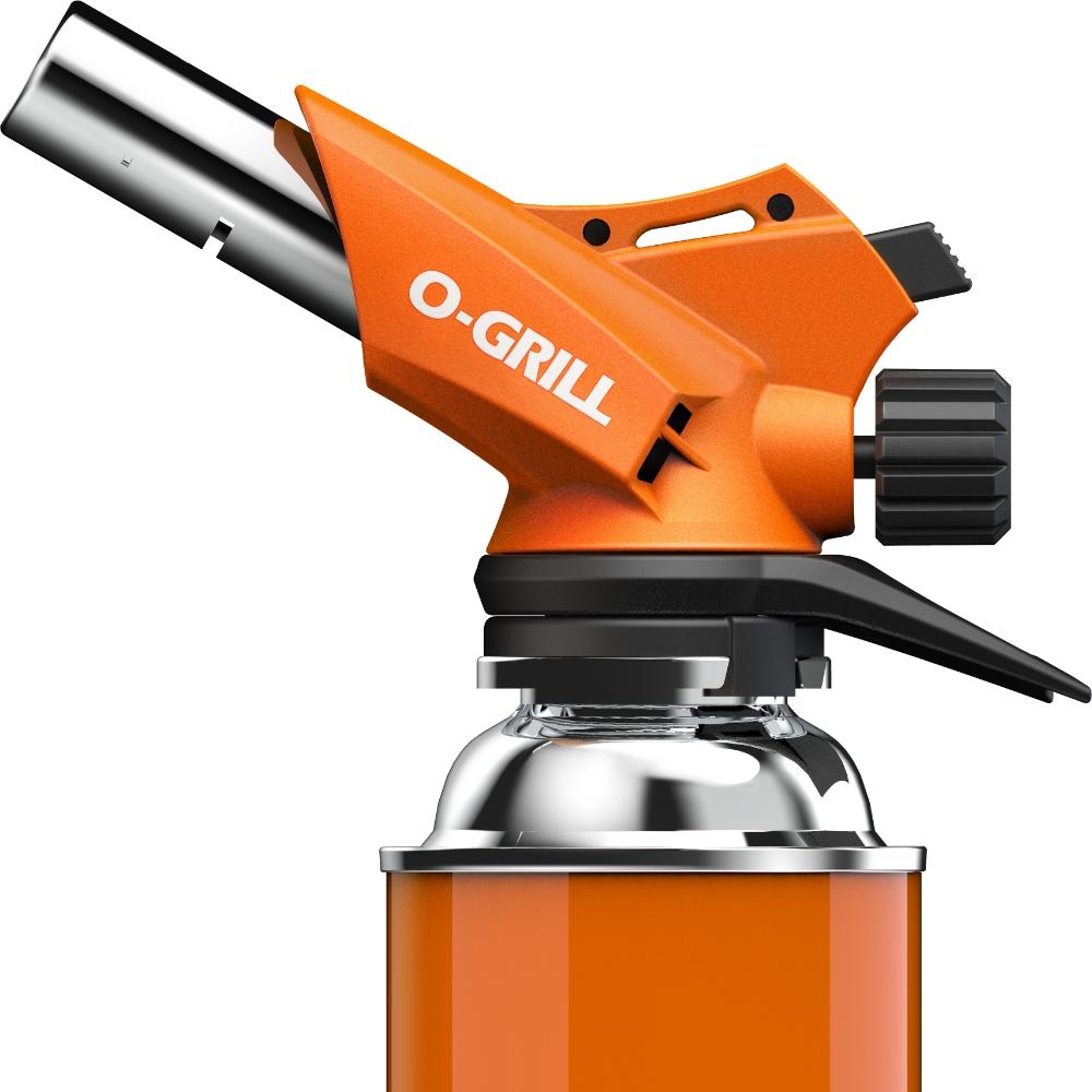 O-Grill|GT-600 多功能卡式瓦斯噴槍