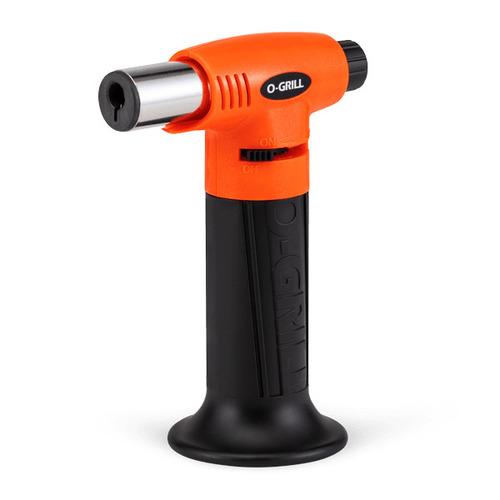 O-Grill 攜帶型料理瓦斯噴槍 GT-200 橘色