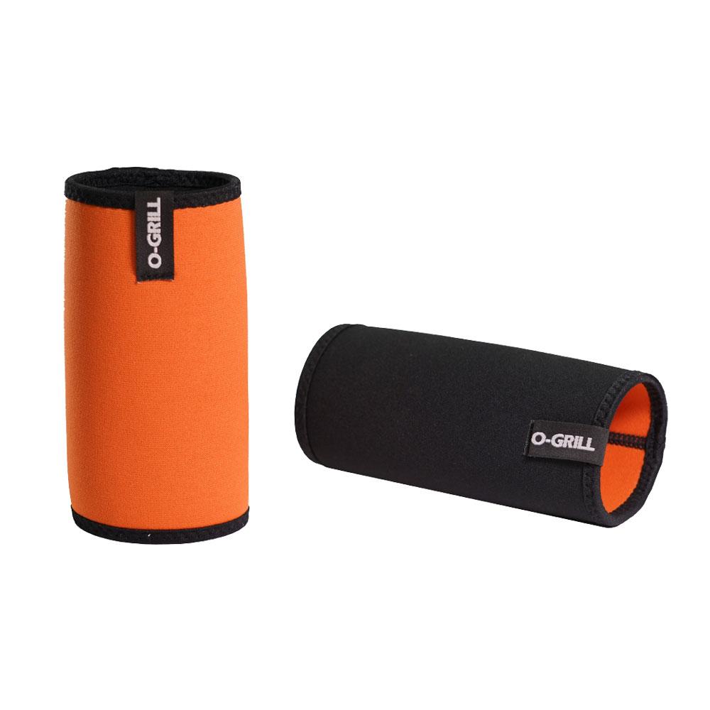 O-Grill|G-COVER 卡式瓦斯罐雙面保護套 2入組