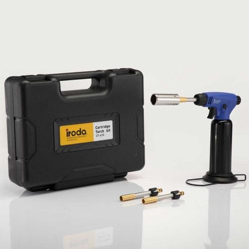 Iroda|CT-610KB 專業瓦斯工具攜帶組