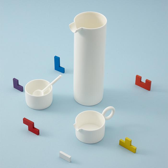 (複製)佐藤大Nendo x Zens|PLANK茶杯對組(藍)