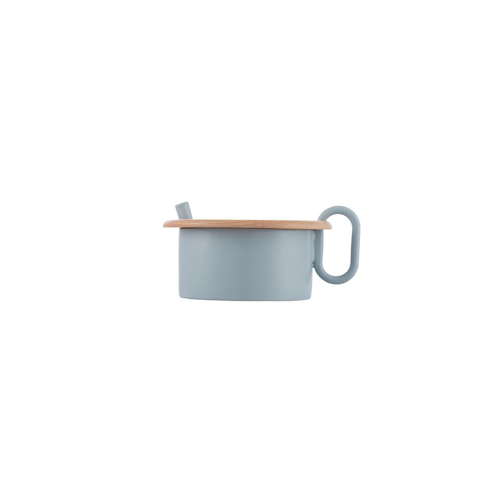 佐藤大Nendo x Zens|PLANK咖啡壺(藍)