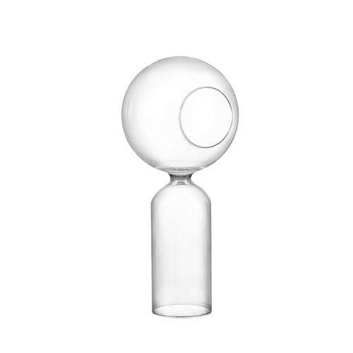 佐藤大Nendo x Zens|玻璃罩搭長花瓶(粉紅)
