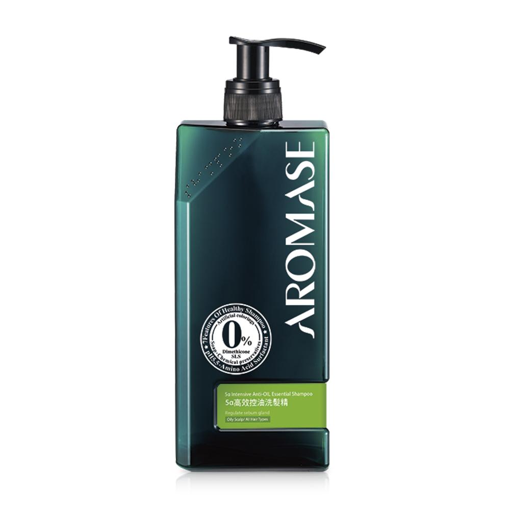 AROMASE 艾瑪絲 5α高效控油洗髮精400ml