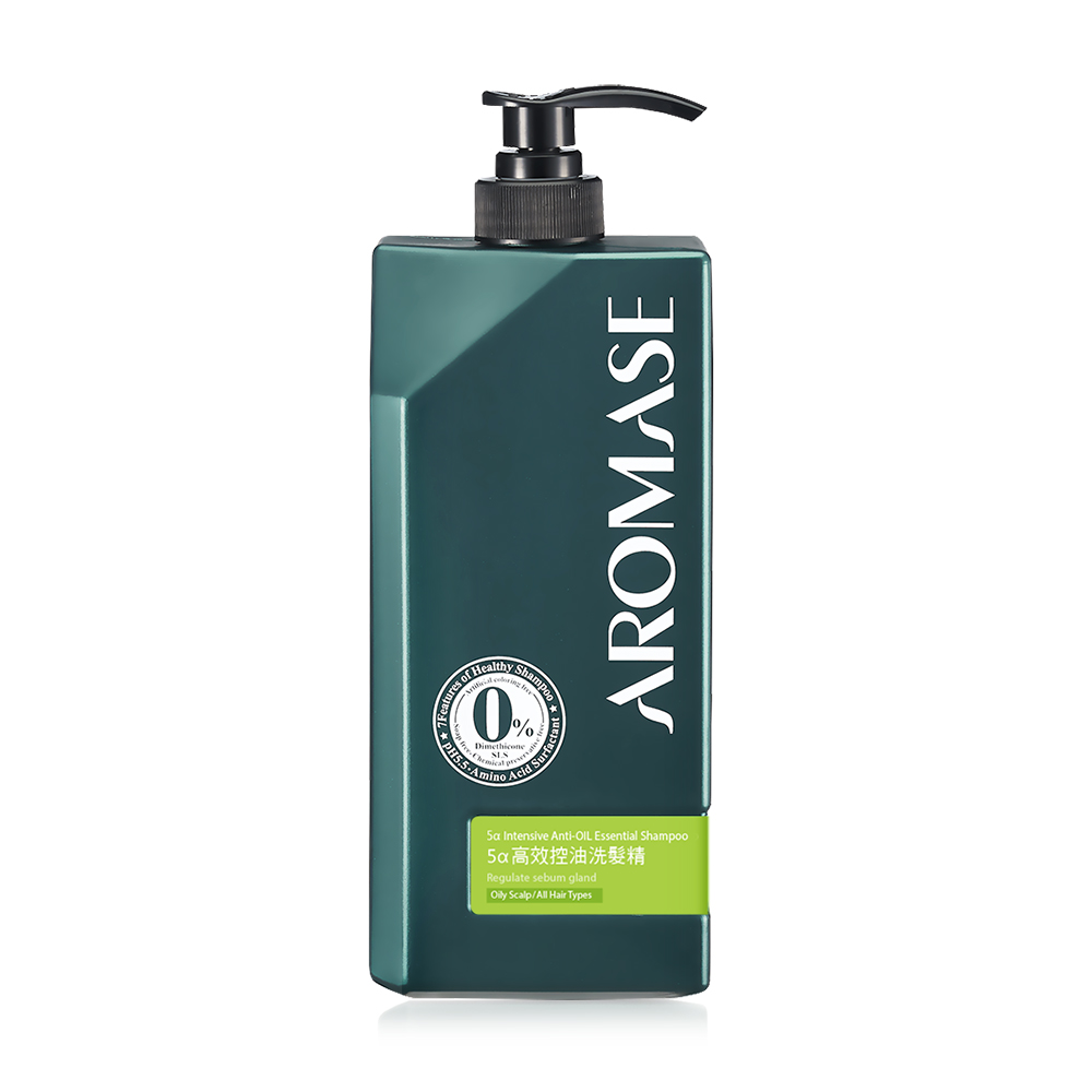 AROMASE 艾瑪絲 5α高效控油洗髮精1000ml