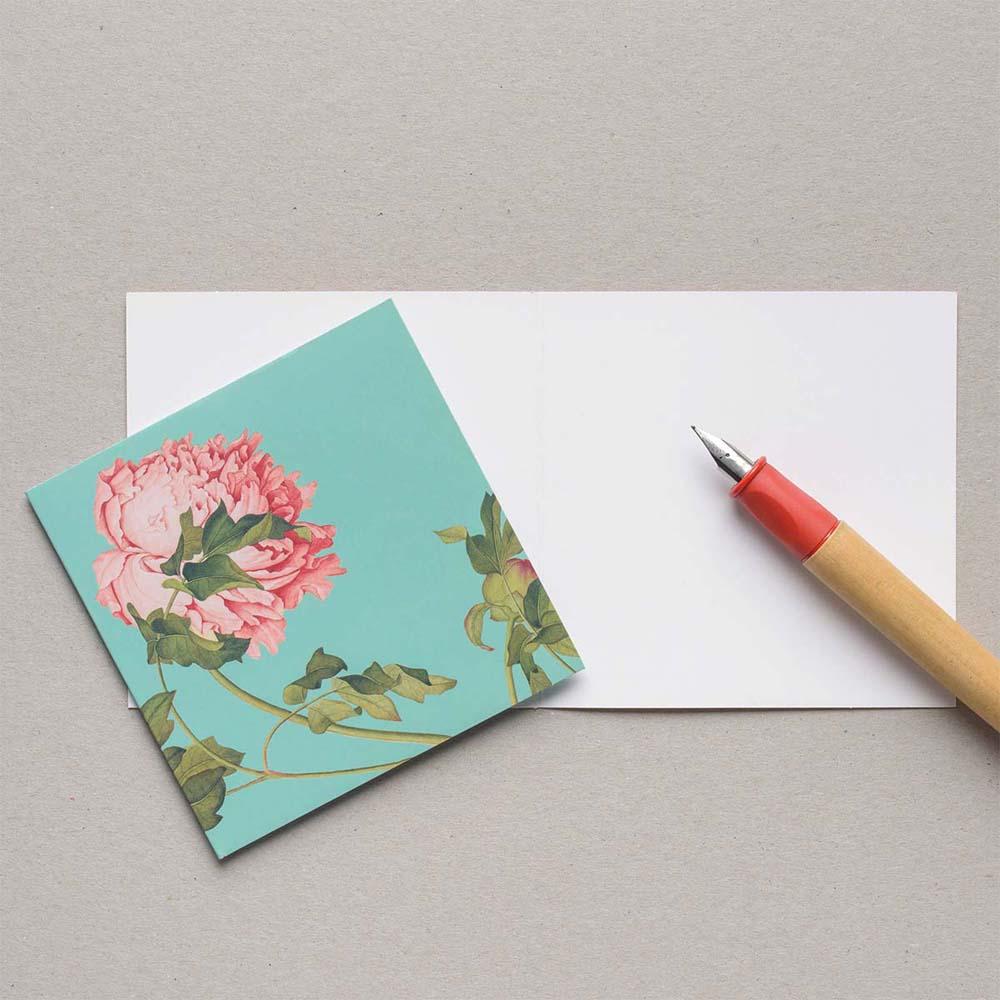 故宮精品 | 仙萼長春.組合萬用卡(組合6入)
