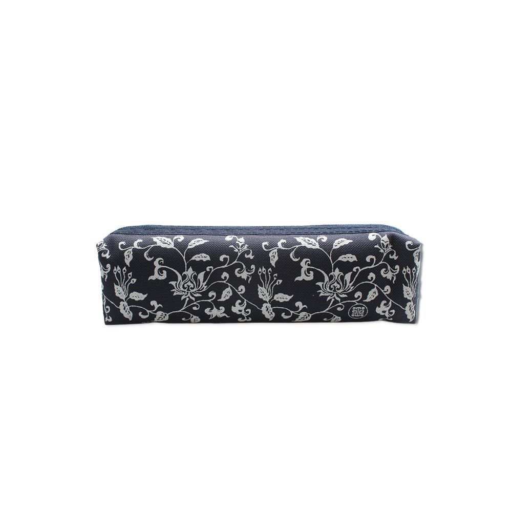故宮精品|藝術筆袋立式青花藍