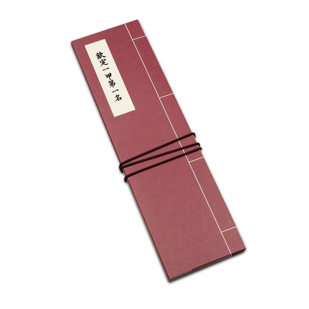 故宮精品|第一名鉛筆組紅色