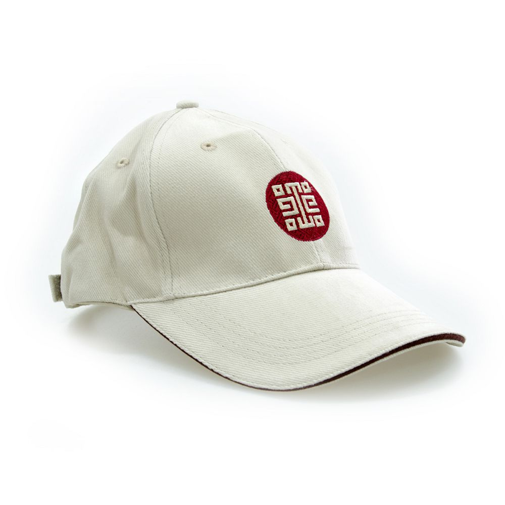 故宮精品|故宮院徽球帽 (卡其)