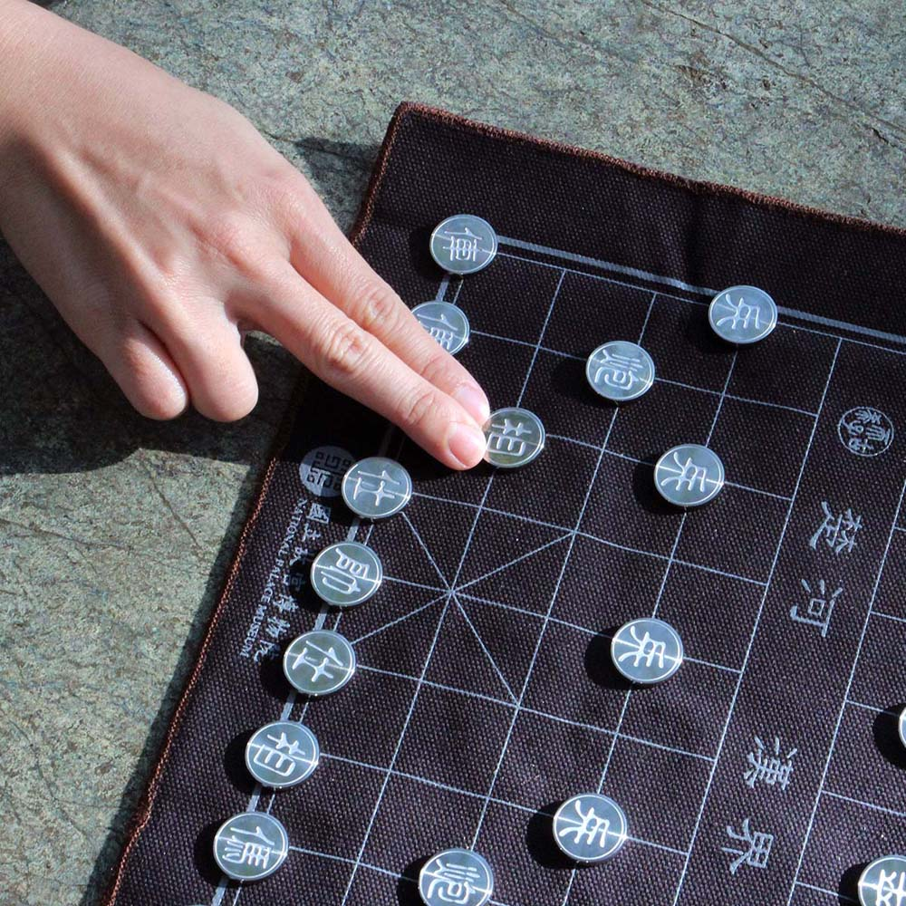 故宮精品 | 多寶格珍玩象棋