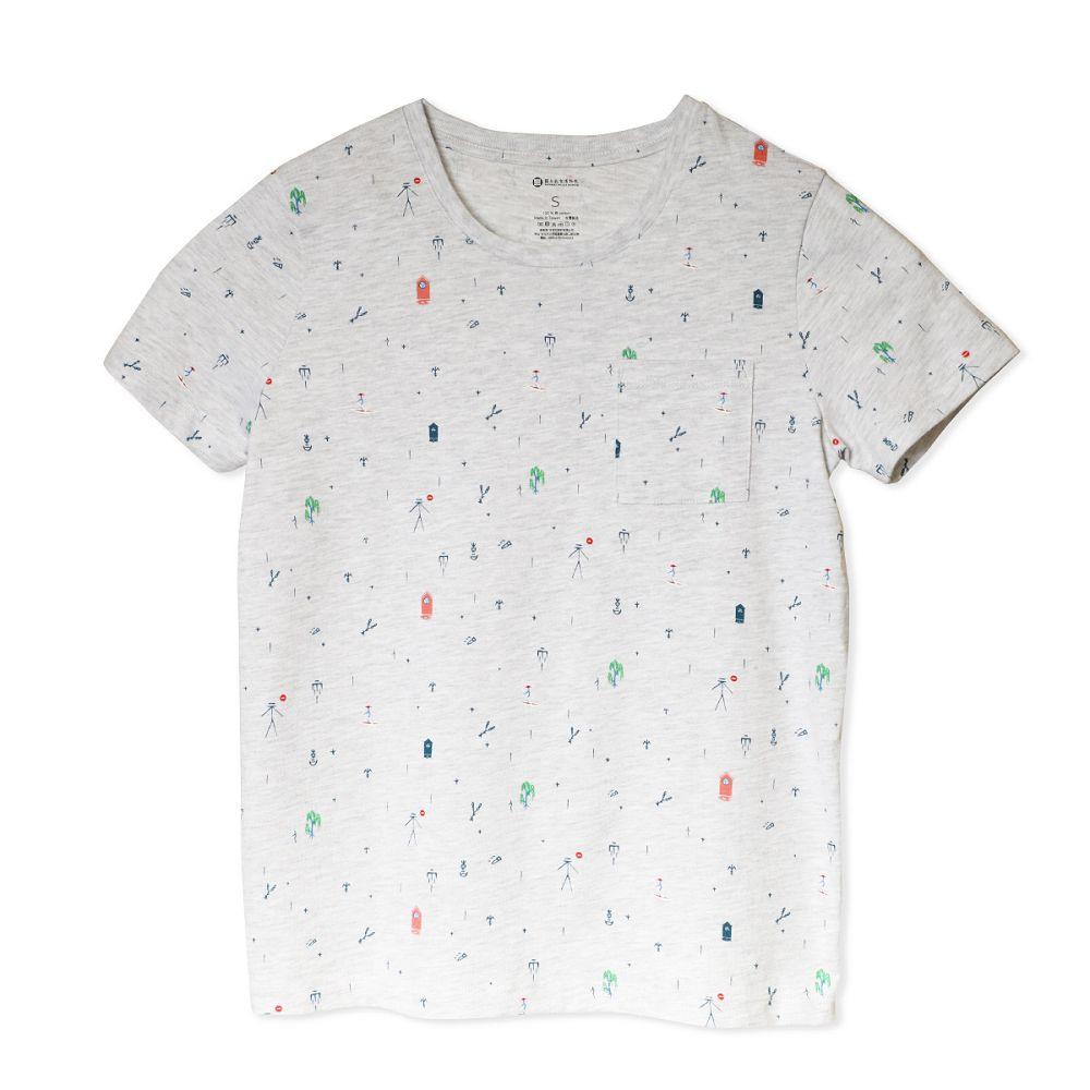 故宮精品   甲骨文T-shirt(M)