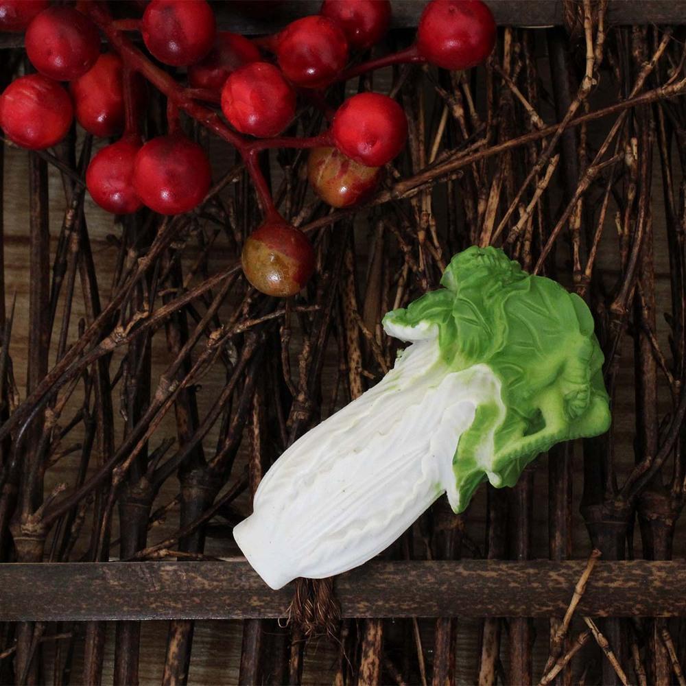 故宮精品 | 文物橡皮擦-翠玉白菜
