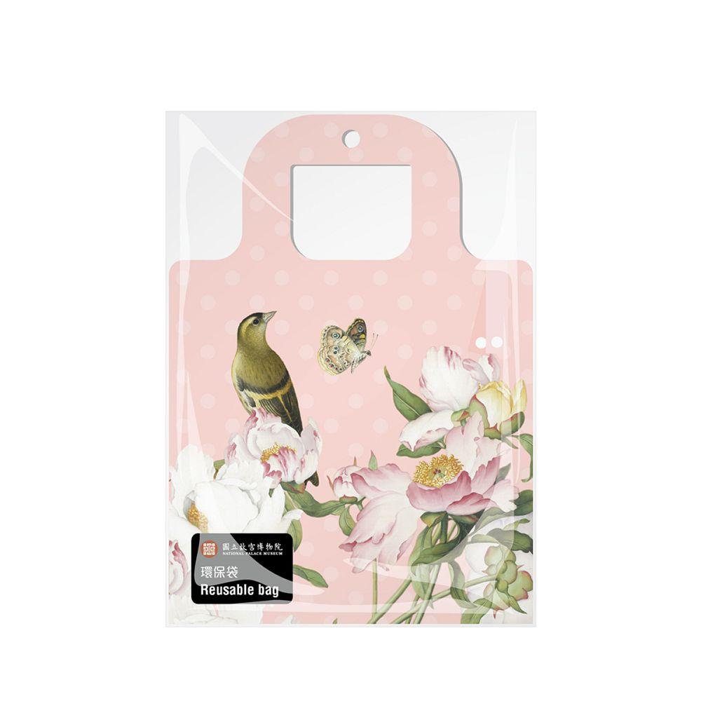 故宮精品 | 環保袋 仙萼芍藥