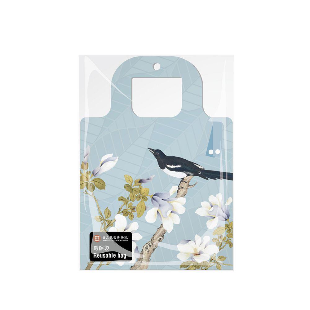故宮精品 | 環保袋 木蘭喜鵲