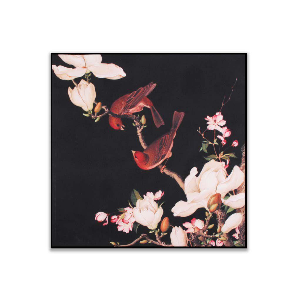 故宮精品 | 手絹-海棠玉蘭