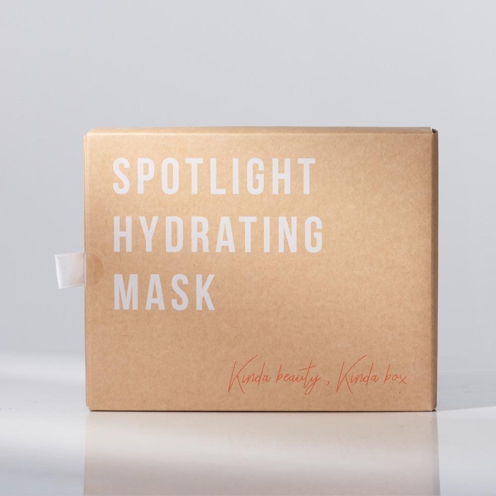 Kinda|Spotlight 聚光保濕面膜禮盒組