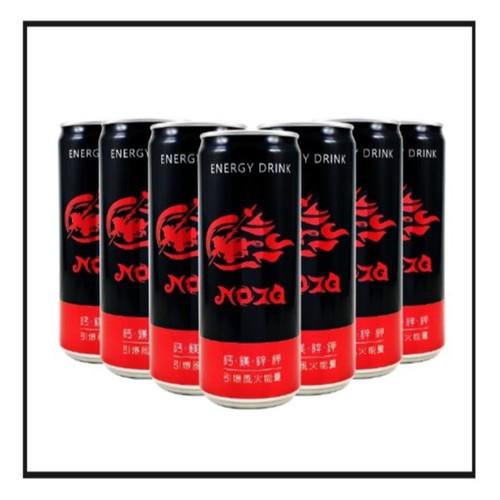 MuShui|NOZA 鈣鎂鋅鉀能量飲 (24瓶/箱)