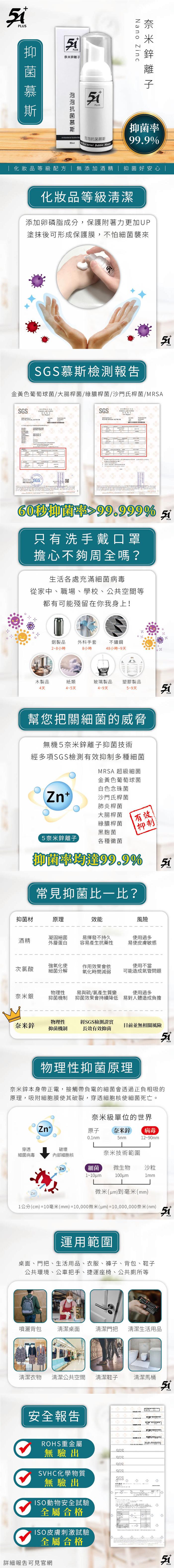 (複製)MuShui|5A+ 奈米鋅離子 化妝品等級 抑菌凝膠 10ml
