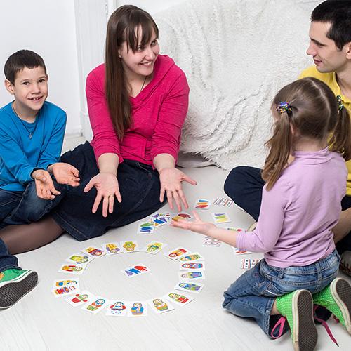 simple rules|俄羅斯娃娃與大頭娃娃組合桌遊