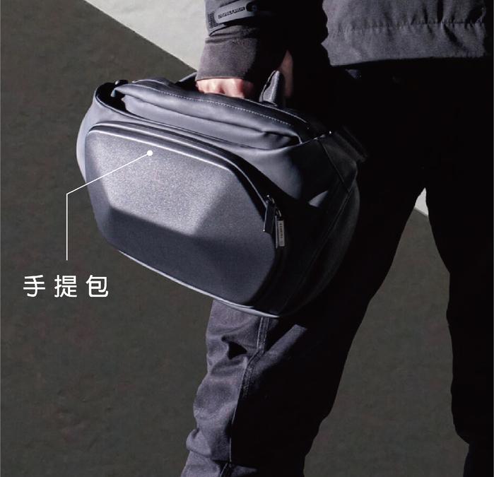 TAJEZZO NINJA系列 P11 Scutum斜背包