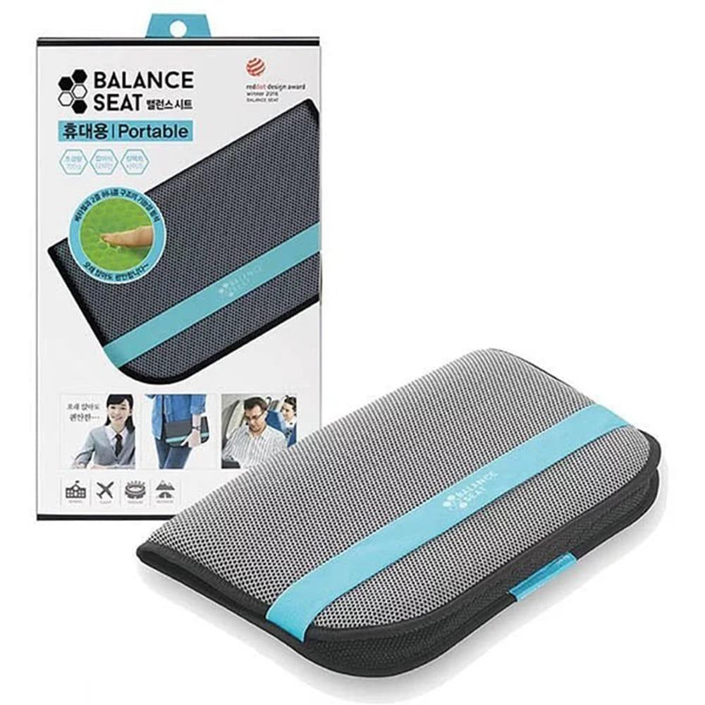 倍力舒|Balanceon 攜帶型蜂巢凝膠健康坐墊