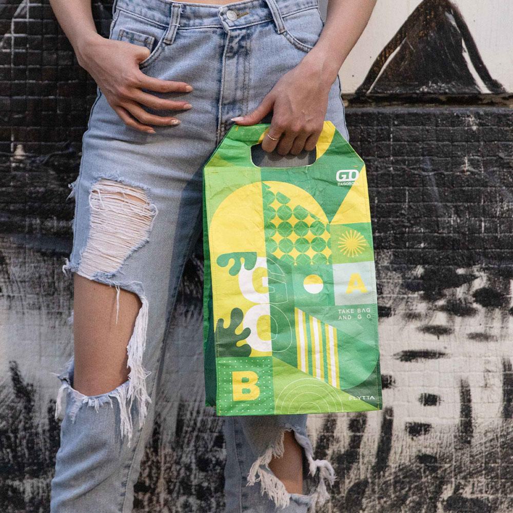 FLYTTA|BAGOROLL 隨時袋 (晨型人)