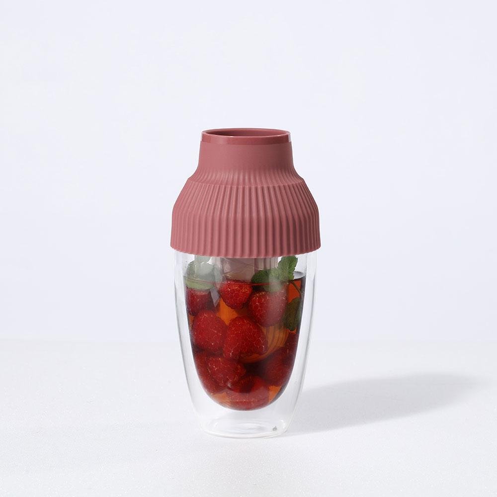 FLYTTA SKUZEE鮮榨蓋 - 冷飲特調組(森林綠)(贈1L玻璃瓶)