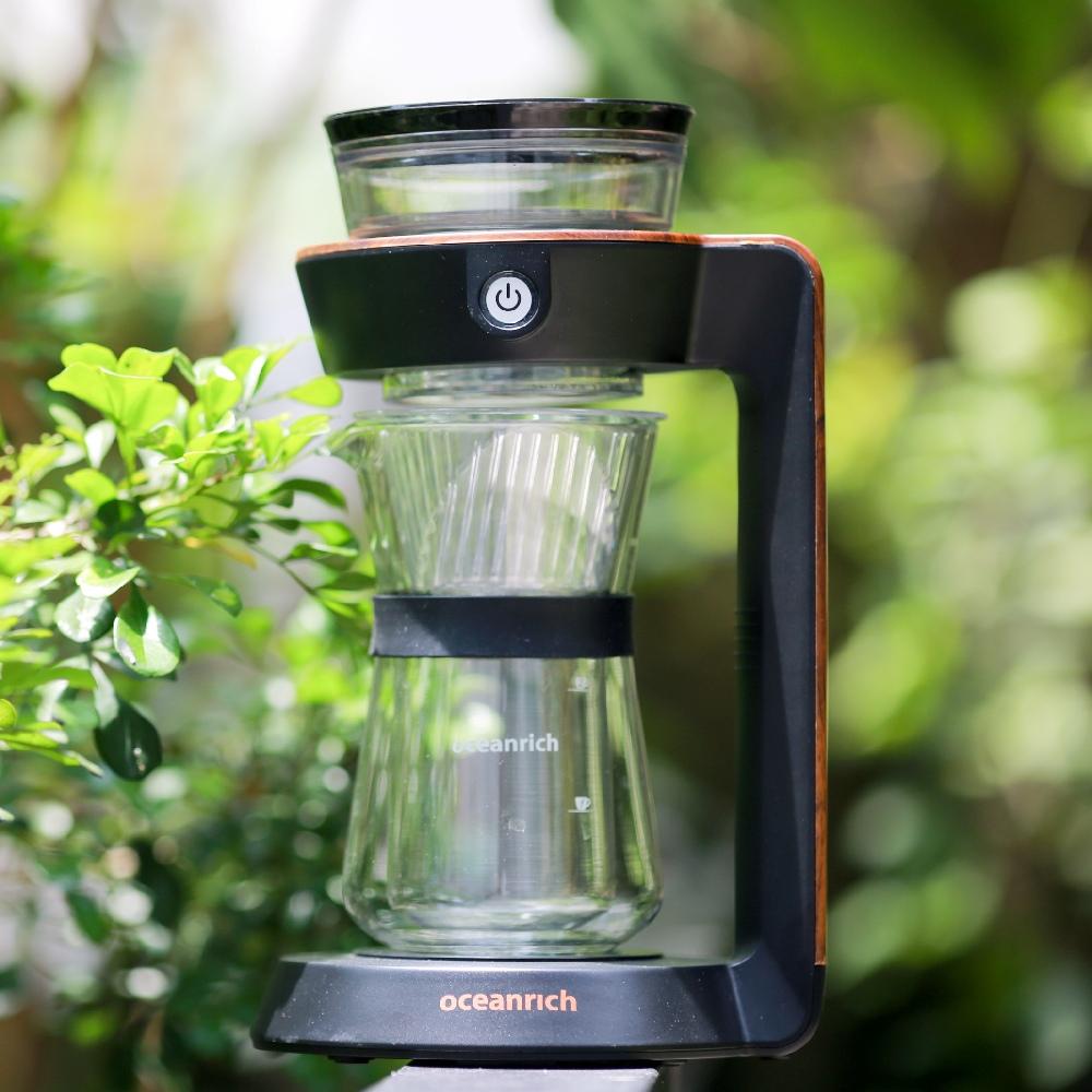 Oceanrich 經典萃取旋轉咖啡機CR7352BD
